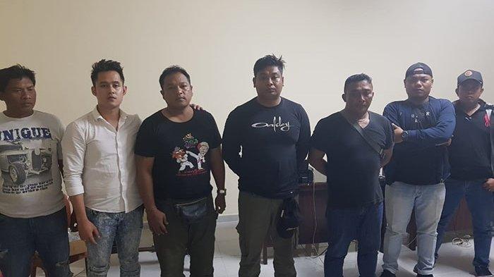 Tiga Oknum Satpol PP Tabanan Tersangka Kasus Penganiayaan Suporter di Arena Porprov Bali
