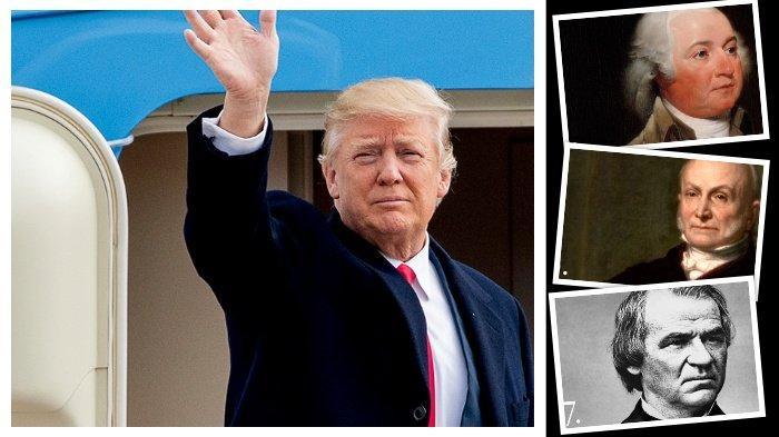 Donald Trump akan Jadi Presiden Pertama AS Hadapi Pemakzulan Kedua