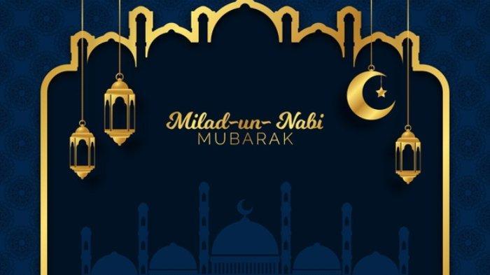 Ucapan Maulid Nabi Muhammad Saw Dalam Bahasa Inggris Indonesia Dilengkapi Hikmah Dan Keutamaannya Halaman All Tribunnews Com
