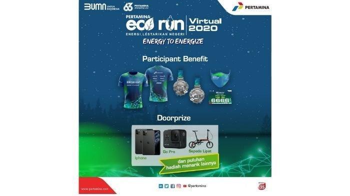 3000 Runner Peduli Disabilitas Mulai Multiple Run di Pertamina Vir