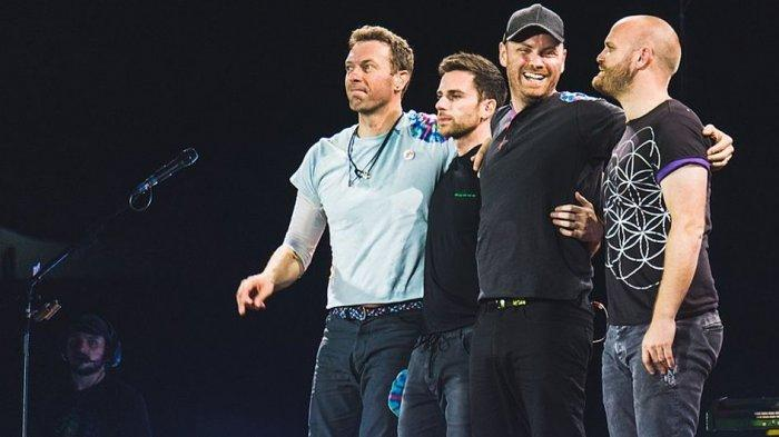Dinyanyikan BTS, Ini Makna Sebenarnya Lagu Fix You dari Coldplay