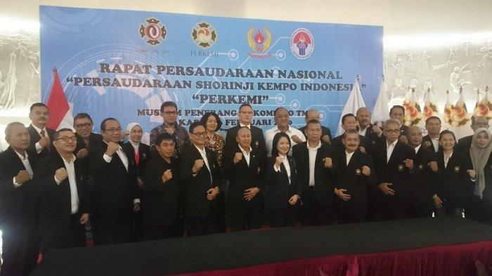 35 Perwakilan Pengurus Provinsi Hadiri Acara Rapernas Perkemi di Museum Penerangan Taman Mini