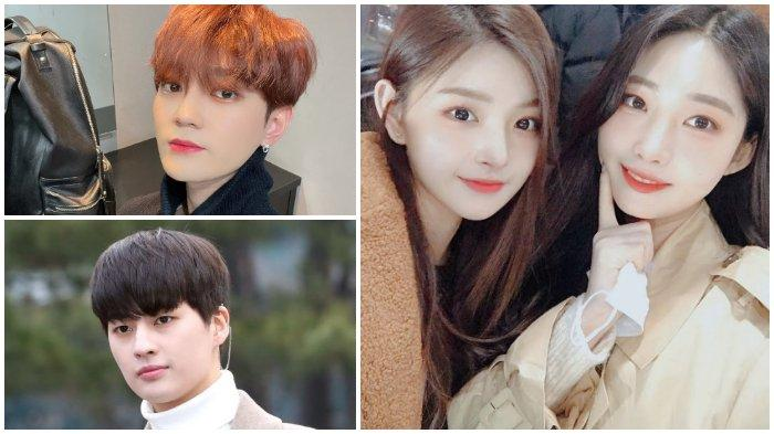 4 Idol K Pop Yang Positif Covid 19 Bitto Dan Kogyeol Up10tion Serta Yiren Dan Sihyeon Everglow Halaman 3 Tribunnews Com Mobile