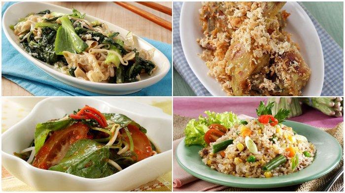 4 Resep Makanan untuk Menu Sahur Pertama: Pokcoy Kembang Tahu hingga Kwetiau Kuah