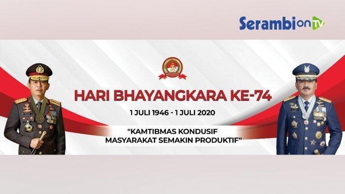 40 Ucapan Selamat Hari Bhayangkara ke-74, Kirim atau Jadikan Status di WA, FB, IG, dan Twitter