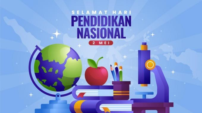 40 Ucapan Selamat Hari Pendidikan Nasional 2 Mei: Serentak Bergerak, Wujudkan Merdeka Belajar