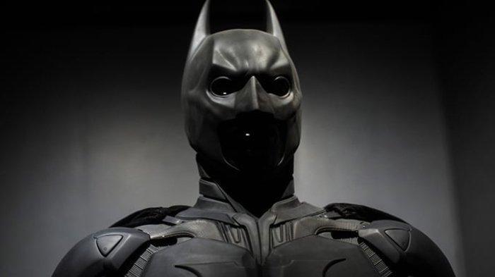 Viral Dokter Rela Berubah Jadi Batman Penuhi Permintaan Pasien Kanker Anak-anak