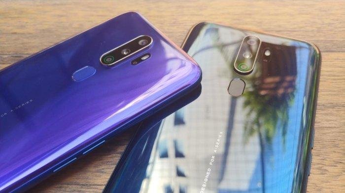 Harga Oppo A9 2020 Bulan Oktober 2019, Ponsel dengan 4 Kamera, Ini Spesifikasi dan Fiturnya