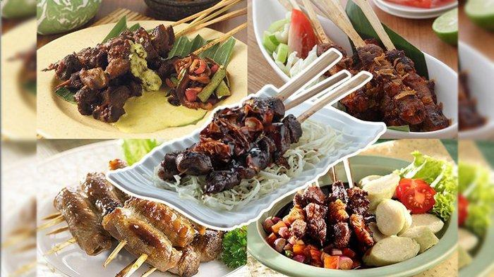 Resep Bumbu Sate Daging Kambing Spesial Idul Adha 2020, Ada Sate Kambing Gulung Sukiyaki