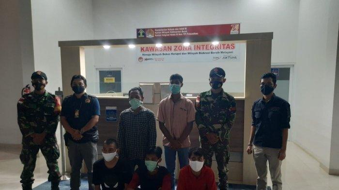 5 WNI Kabur dari Tahanan Imigrasi Malaysia, Melewati Hutan Perbatasan di  Wilayah Kapuas Hulu - Tribunnews.com Mobile