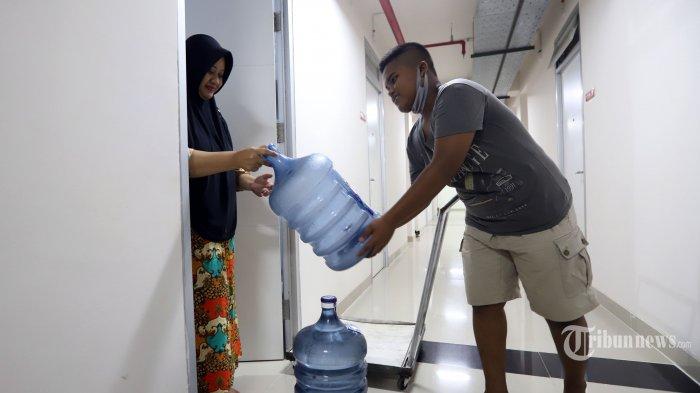 Kehadiran Galon Air Kemasan Sekali Pakai Dinilai Hemat Pemakaian Plastik