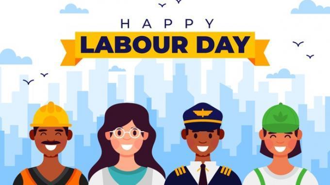 50 Ucapan Hari Buruh 1 Mei/May Day dan Gambar, Bagikan ke WA atau Jadi Status di FB, Twitter, IG