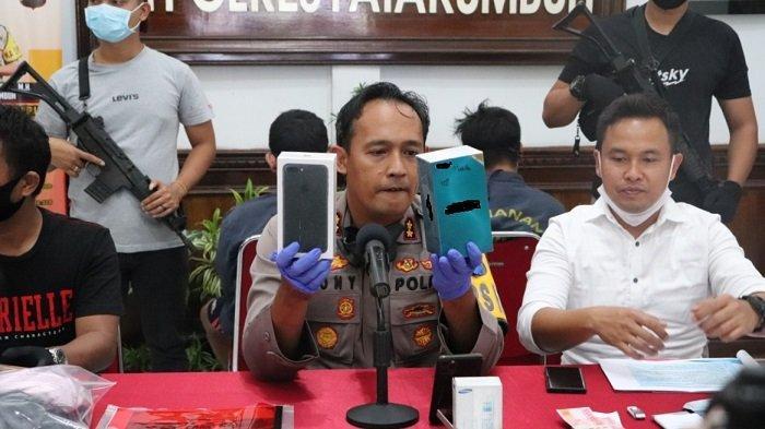Sindikat Pengedar Uang Palsu Beraksi di Payakumbuh, Lelaki Bengkulu dan Sumsel Diringkus