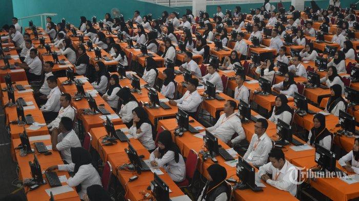 Tes SKD Kemenkumham Berakhir Hari Ini, 10 Februari 2020, Cek Kelulusannya dan Jadwal tes SKB