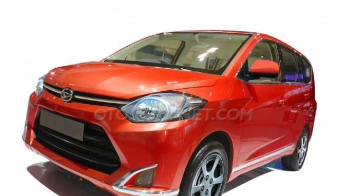 14 Ribu Lebih Mobil Daihatsu Terjual