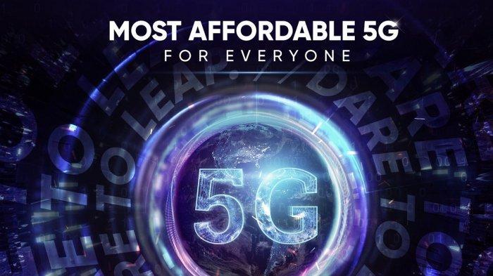 Realme Siapkan Ponsel 5G Harga Terjangkau di Indonesia, Dikupas di Gelaran 5G Summit