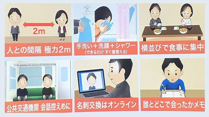Jepang Perkenalkan Gaya Hidup Baru Antisipasi Penyebaran Covid-19