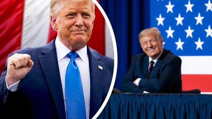 Donald Trump Dikabarkan Akan Gelar Kampanye Pilpres 2024 di Hari yang Sama saat Joe Biden Dilantik
