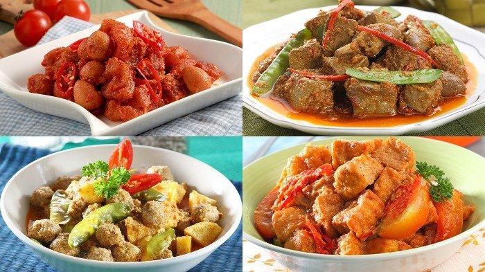6 Resep Sambal Goreng Ati hingga Kentang, Teman Makan Opor Ayam saat Lebaran