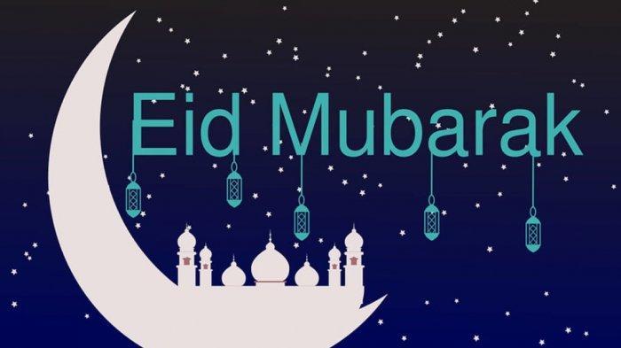 Kumpulan Ucapan Selamat Idul Adha 2020 1441 H Dalam Bahasa Inggris Dan Artinya Kirim Ke Wa Ig Tribunnews Com Mobile