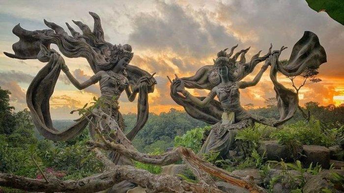 Itinerary 1 Hari di Ubud, Ada Monkey Forest sampai Taman Dedari