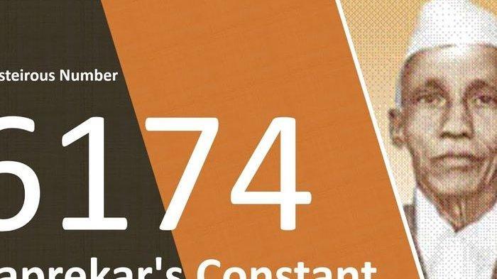 Misteri Angka 6174, Diurutkan dari Terbesar, Terkecil, Dikurangi Berkali-kali, Hasilnya Selalu Sama