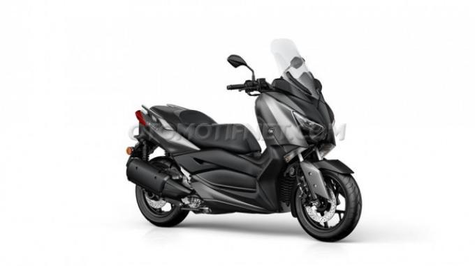 Ini Dia Spesifikasi Yamaha X-Max 300 yang Muncul Duluan di Eropa