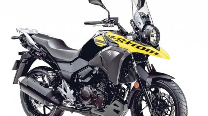 Kupas Tuntas Fitur Suzuki V-Strom 250 yang Baru Diluncurkan