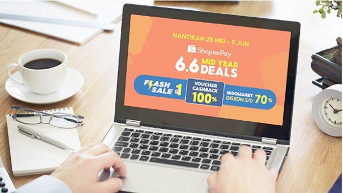 Apresiasi Dirimu Lewat Promo Menarik Yuk! Temukan Hanya di ShopeePay 6.6 Mid Year Deals
