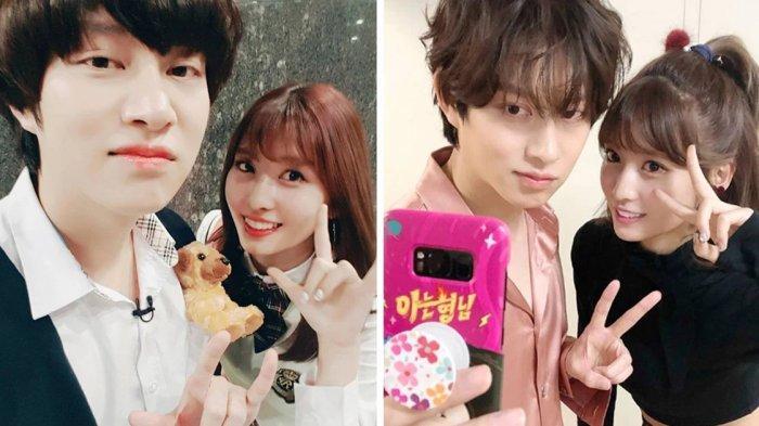 7 Momen yang Ditunjukkan Kim Heechul, Ia Benar-benar Sukai Momo TWICE, Sudah dari Tahun 2016