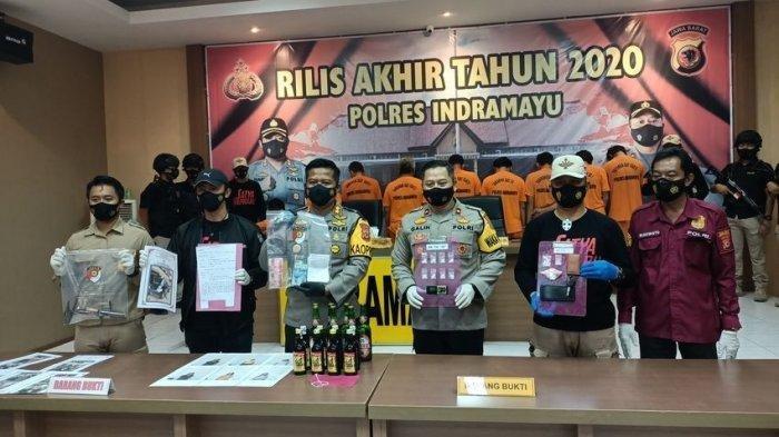 Kafe di Indramayu Disulap Jadi Tempat Prostitusi, Tujuh PSK dan 2 Muncikari Diamankan