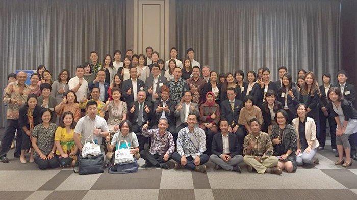 Biro Perjalanan di Nagoya, Osaka dan Fukuoka Jepang Antusias ke Indonesia