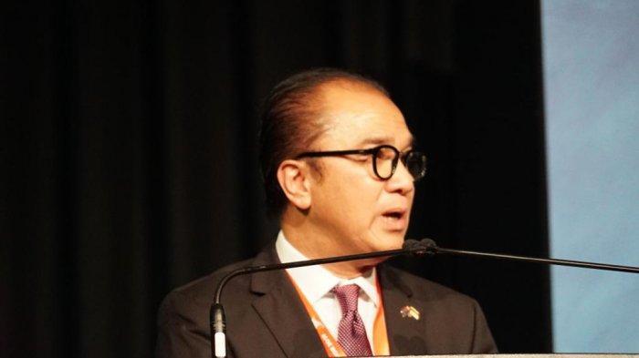 Tantowi Yahya, Duta Besar RI untuk New Zealand, Samoa dan Tonga
