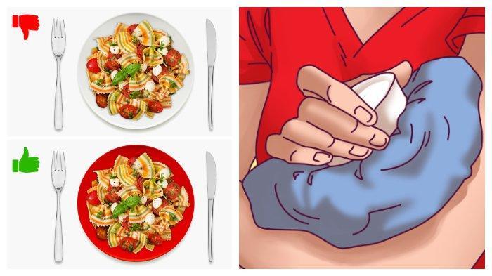 8 Cara Turunkan Berat Badan Selain Diet Ketat Dan Olahraga Tribunnews Com Mobile
