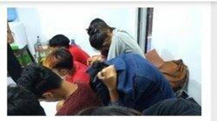 Unit Perlindungan Perempuan dan Anak (PPA) Reskrim Polres Pinrang menggerebek delapan remaja yang sedang asyik kumpul kebo di sebuah kosan wilayah Kecamatan Paleteang.