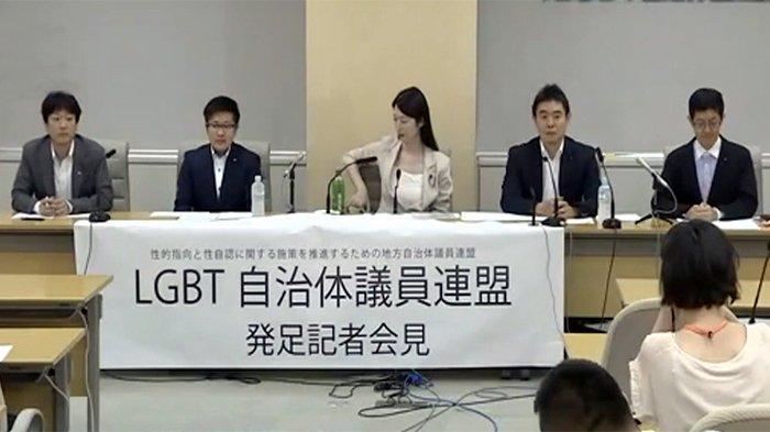 83 Anggota Parlemen Lokal Jepang Bergabung Bentuk Asosiasi LGBT