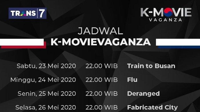 9 Film Korea yang Tayang di TRANS7 Selama Lebaran 2020: Train to Busan, Flu, hingga Tunnel