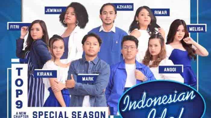 Malam Ini Kontestan Indonesian Idol Special Season Ditantang Bawakan Lagu dari Band Idola