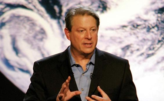 Al Gore Apresiasi Kegiatan 'Climate Reality Project' Indonesia