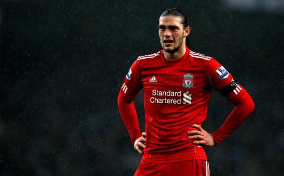 Andy Carroll Sudah Dijual Liverpool - Tribunnews.com Mobile