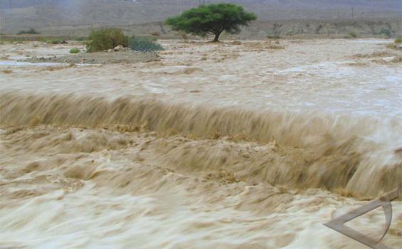 Stasiun Tambun Terendam Banjir, Perjalanan Kereta Api Tersendat
