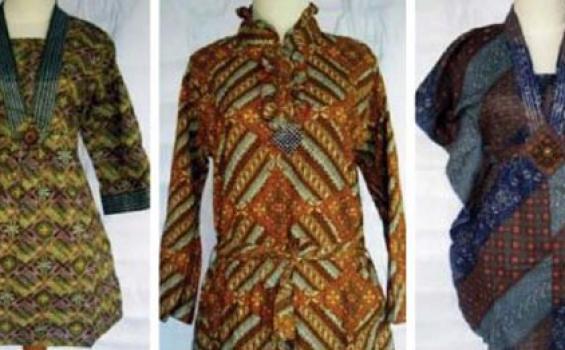 Klasik nan Futuristik Batik Muria Kudus