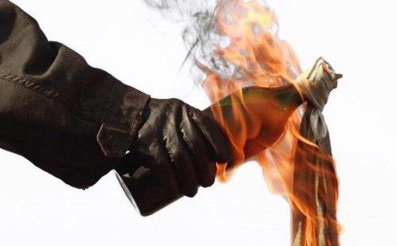 Terjaring Bakal Demo UU Cipta Kerja, Polisi Temukan Remaja Bawa Bom Molotov, Bendera Palestina, Batu
