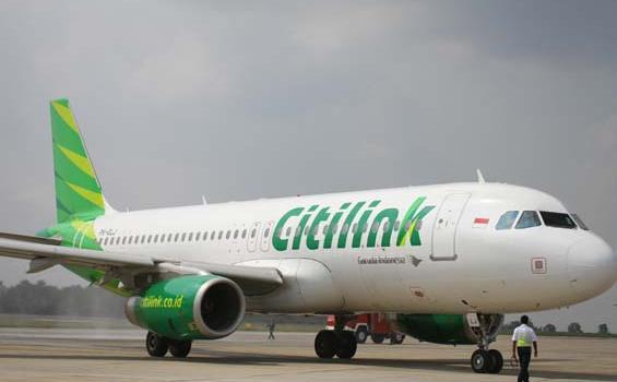 Penerbangan Perdana Citilink Di Jambi Berisi 80 Persen Tribunnews Com Mobile