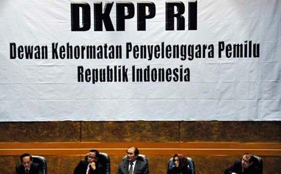 Jelang Pilkada, DKPP Copot Ketua KPU Buton