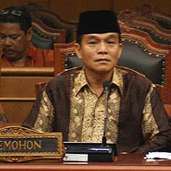 KPK Sudah Periksa Dirwan Mahmud di Dalam Penjara