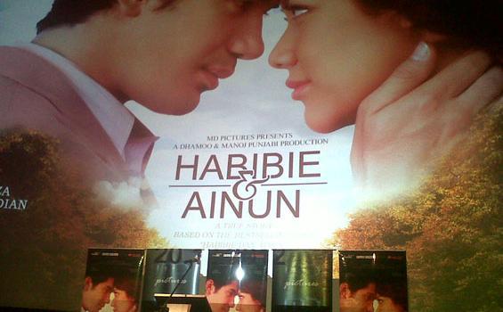 Film Ainun Habibie