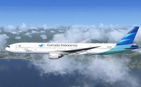 Garuda Garap Rute Lhokseumawe-Medan
