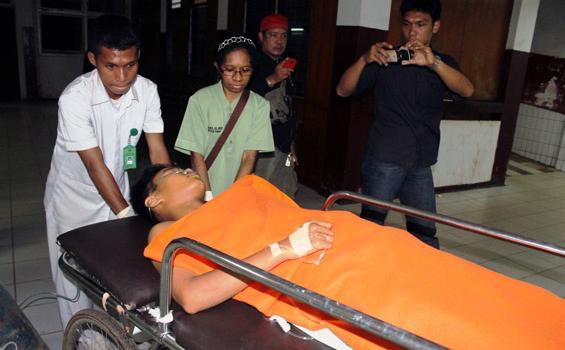 Pelajar Terkapar Ditembak di Papua