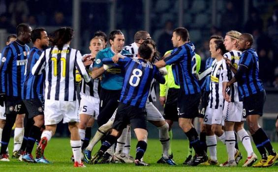 Prediksi Susunan Pemain Inter Milan vs Juventus Liga Italia: Conte Ragu Turunkan Romelu Lukaku